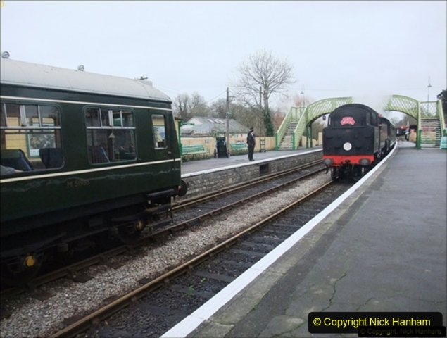 2015-12-06 Driving the DMU on Santa Special. (3) 579