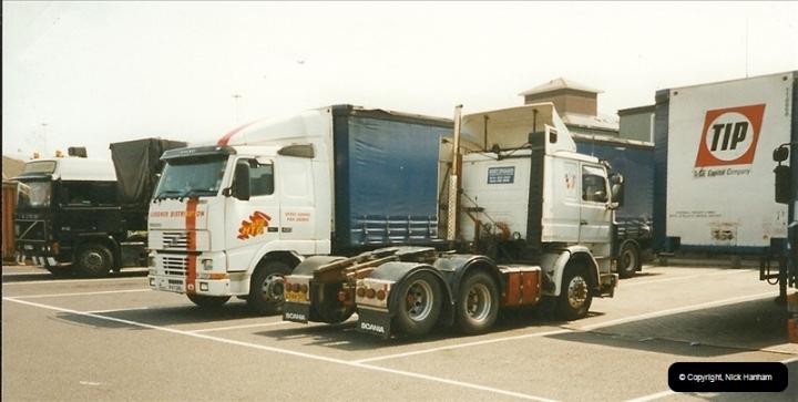 1999-05-03 Poole Quay, Poole, Dorset.  (2)007007