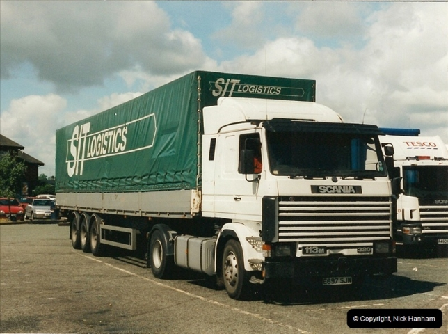 1999-06-05 Cherwell Services, Oxfordshire.  (4)012012
