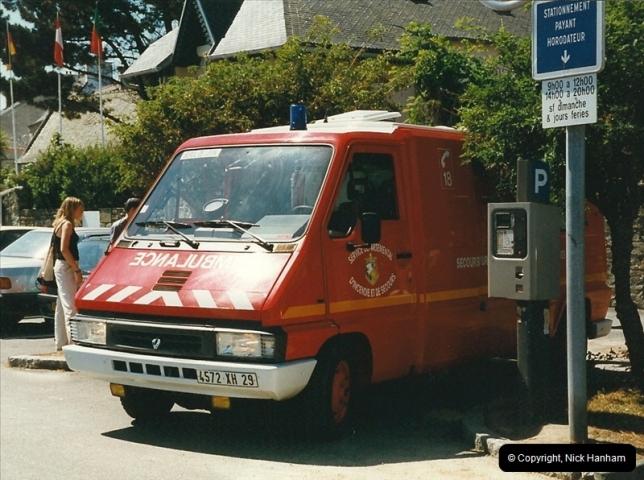 1999-06-08 Roscoff, France.  (12)026026
