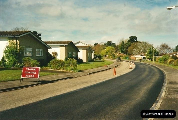 2000-04-13. Resurfacing work, Poole, Dorset. (15)065065