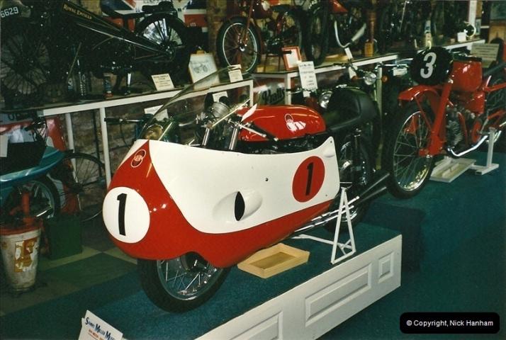 2000-10-29 Sammy Miller Motorcycle Museum, New Milton, Hampshire.  (1)123123