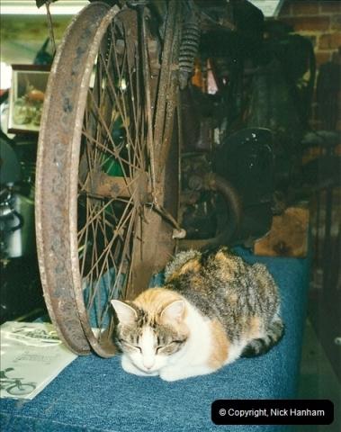 2000-10-29 Sammy Miller Motorcycle Museum, New Milton, Hampshire.  (7)129129