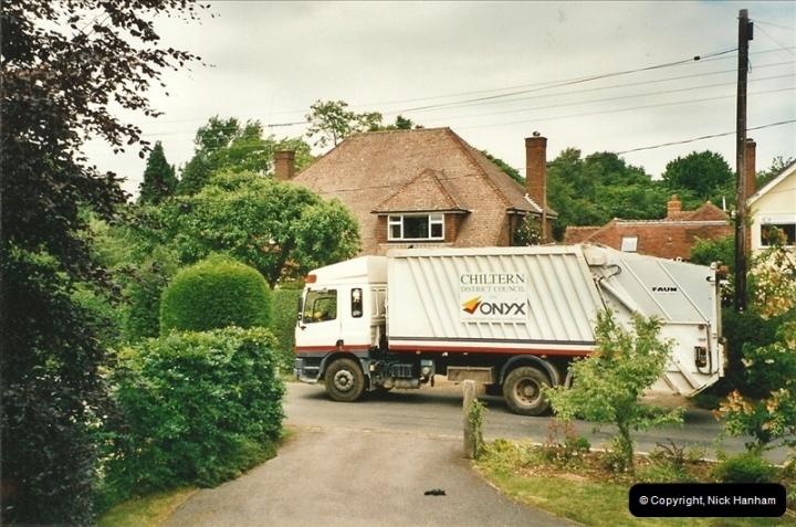 2001-07-07 The Lee, Buckinghamshire.  (1)156156