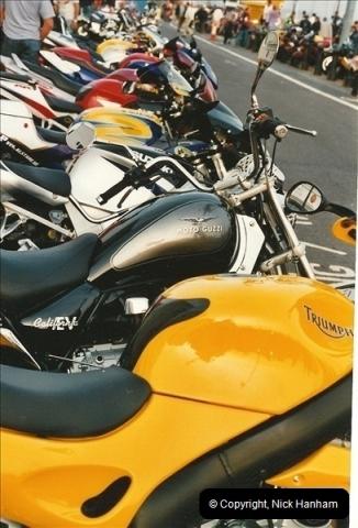 2001-08-14. Bikers Night, Poole Quay, Poole, Dorset.  (11)172172