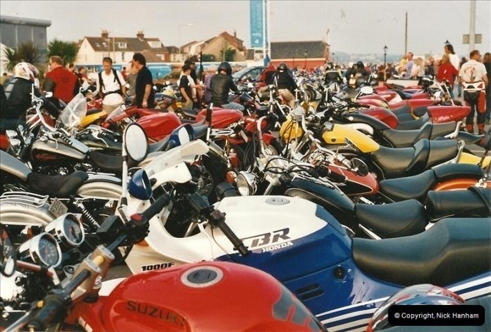 2001-08-14. Bikers Night, Poole Quay, Poole, Dorset.  (17)178178