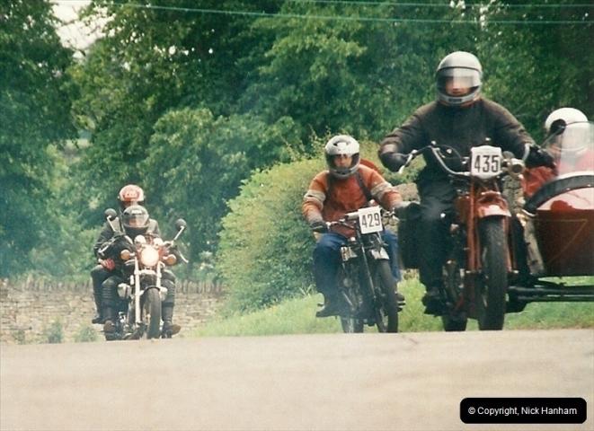 2002-06-17. The Vintage Motorcycle Club's Banbury Run, Banbury, Oxfordshire. (35)239239