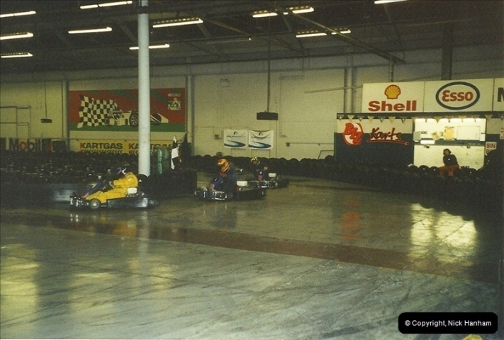 2003-03-07. Your Hoast Cart Racing for Charity. Eastleigh, Hampshire.  (12)297297