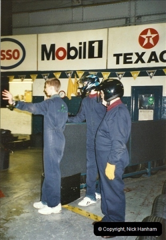 2003-03-07. Your Hoast Cart Racing for Charity. Eastleigh, Hampshire.  (4)289289
