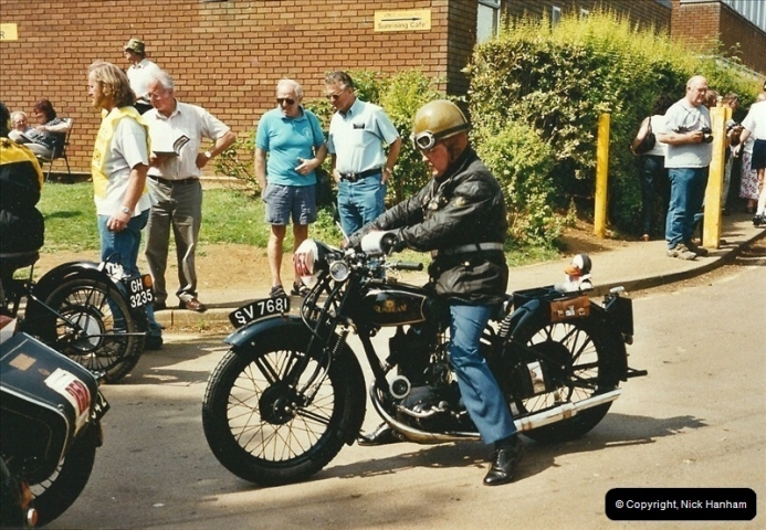 2003-06-15. VMCC Banbury Run, Banbury, Oxfordshire.  (15)334334