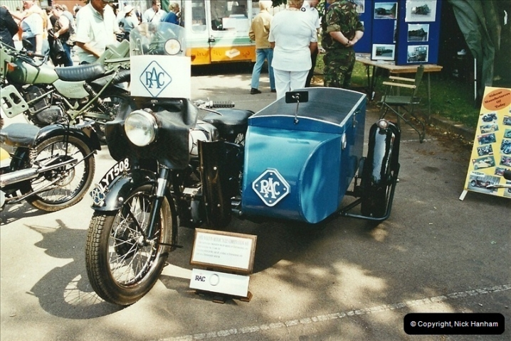 2003-06-15. VMCC Banbury Run, Banbury, Oxfordshire.  (22)341341