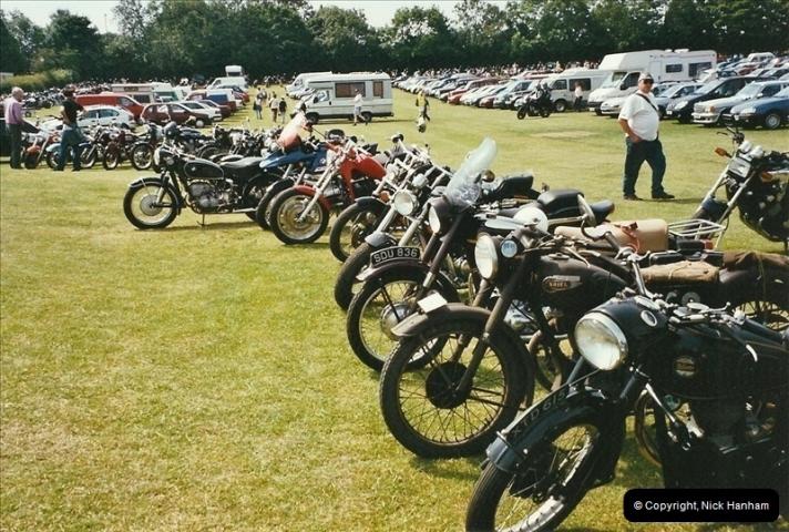 2003-06-15. VMCC Banbury Run, Banbury, Oxfordshire.  (27)346346