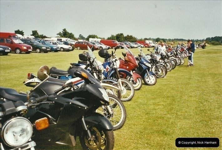 2003-06-15. VMCC Banbury Run, Banbury, Oxfordshire.  (28)347347