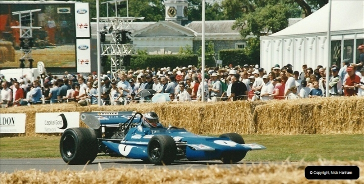 2003-07-12. Goodwood Festival of Speed. West Sussex.  (16)372372