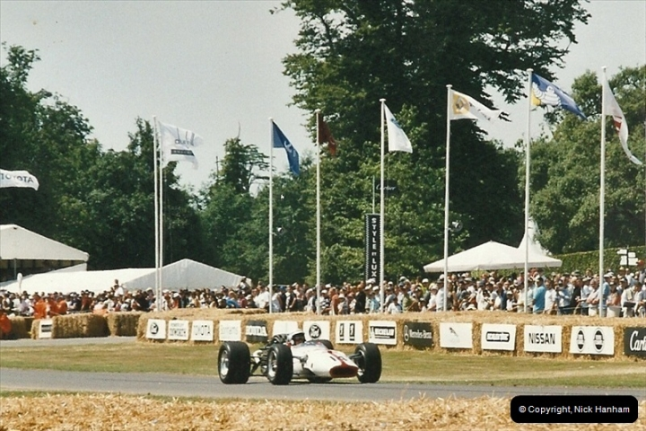 2003-07-12. Goodwood Festival of Speed. West Sussex.  (17)373373