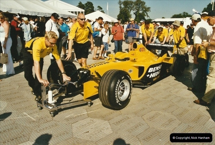 2003-07-12. Goodwood Festival of Speed. West Sussex.  (51)407407