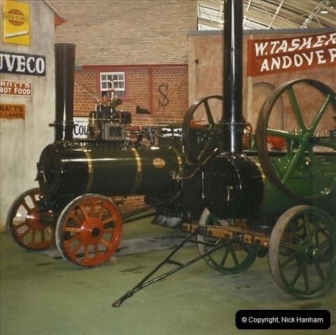 2003-08-13. Milestones Museum @ Basingstoke, Hampshire.  (10)427427
