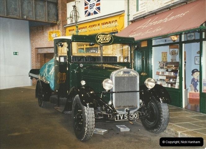 2003-08-13. Milestones Museum @ Basingstoke, Hampshire.  (14)431431