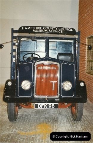 2003-08-13. Milestones Museum @ Basingstoke, Hampshire.  (8)425425