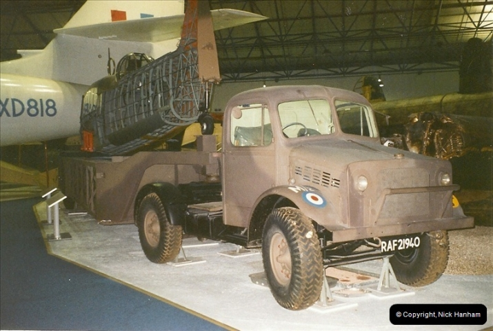 2004-02-13 Duxford Aircraft Museum, Cambridgshire.  (3)447447