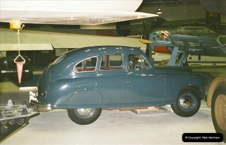 2004-02-13 Duxford Aircraft Museum, Cambridgshire.  (5)449449