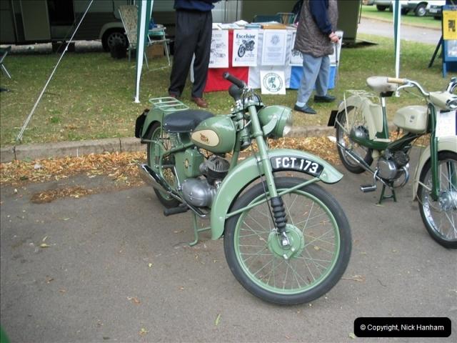 2004-06-19 VMCC (Vintage Motor Cycle Club) Banbury Run, Banbury, Oxfordshire.  (7)480480