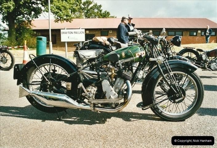2004-06-20. VMCC Banbury Run, Banbury, Oxfordshire.  (10)500500