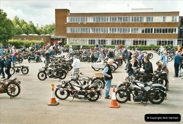 2004-06-20. VMCC Banbury Run, Banbury, Oxfordshire.  (1)491491