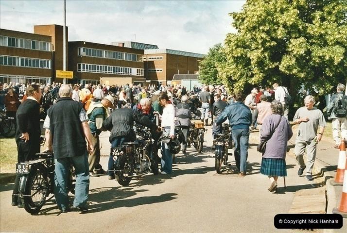 2004-06-20. VMCC Banbury Run, Banbury, Oxfordshire.  (3)493493