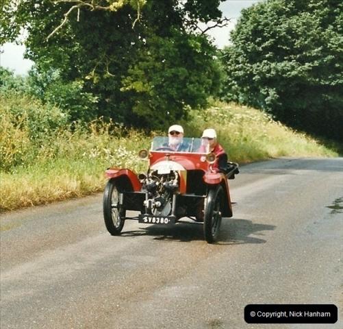 2004-06-20. VMCC Banbury Run, Banbury, Oxfordshire.  (41)531531