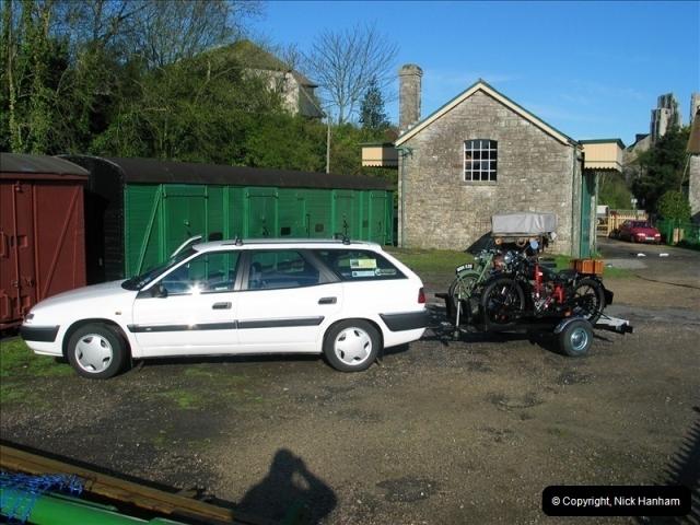 2005-04-16 & 17 Swanage Railway 50s & 60s Event @ Corfe Castle, Dorset.  (1)593593