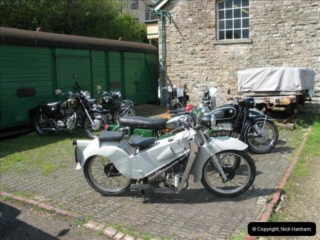 2005-04-16 & 17 Swanage Railway 50s & 60s Event @ Corfe Castle, Dorset.  (19)611611
