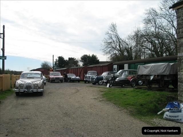 2005-04-16 & 17 Swanage Railway 50s & 60s Event @ Corfe Castle, Dorset.  (33)625625