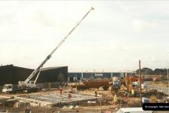 1999-03-15 Construction work @ Canford Heath, Poole, Dorset.004004