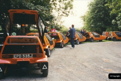 1999-08-13 A Bond Bug Rally @ Foston Lock, Northamptonshire.  (2)044044