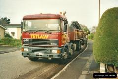 2000-04-13. Resurfacing work, Poole, Dorset. (4)054054