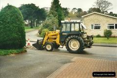 2000-04-13. Resurfacing work, Poole, Dorset. (8)058058