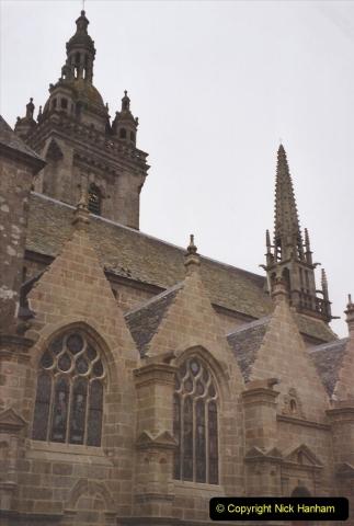 2002 July - France. (111) St. Thegonnec.111