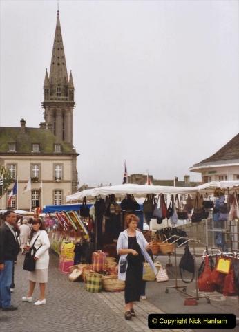 2002 July - France. (112)St. Paul De Leon. 112