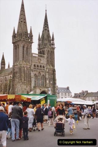 2002 July - France. (116)St. Paul De Leon. 116