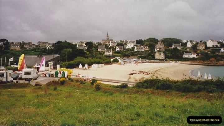 2002 July - France. (125) Carantec. 125