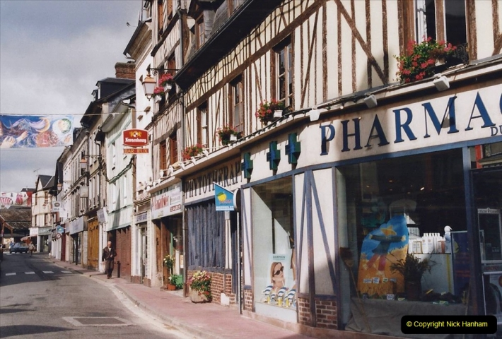 2002 July - France. (78) Bernay. 078
