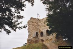 2002 July - France. (35) Brionne The Donjon. 035