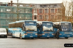 2004 to 2005 Bus Coach and Tram