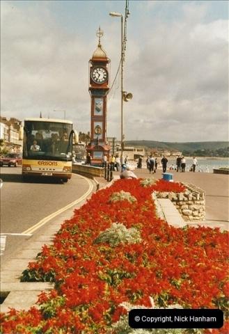 2004-07-25. Weymouth, Dorset.  (1)043
