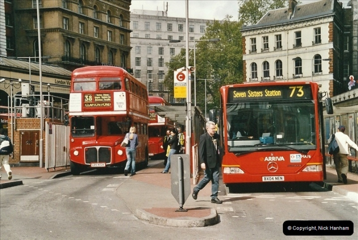 2005-05-09 to 10. London.  (2)240