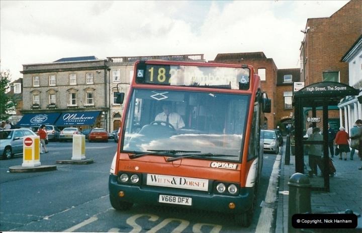 2005-10-20. Wimborne, Dorset.  (1)209