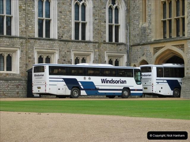 2007-05-16 Windsor Castle, Windsor, Berkshire.  (1)377