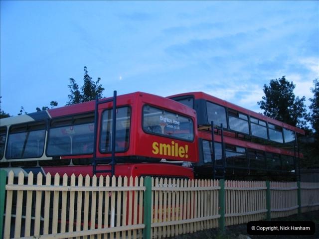 2007-07-21 Swanage, Dorset.  (2)393