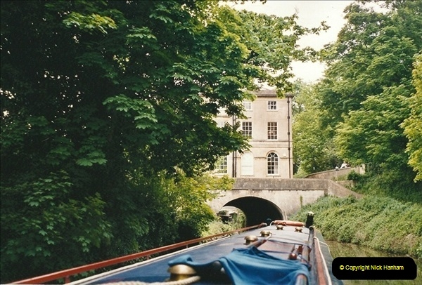 2005-05-04. The Kennet & Avon Canal @ Bath, Somerset. (1)013